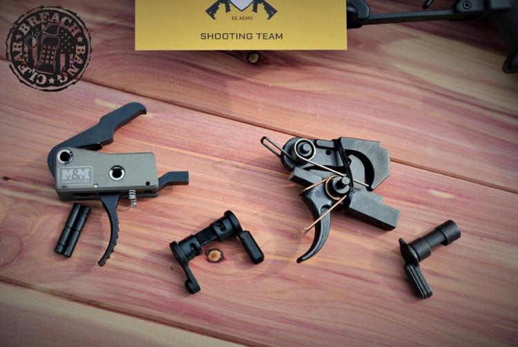 KE Arms SLT-1 Trigger, Sear Link Technology.