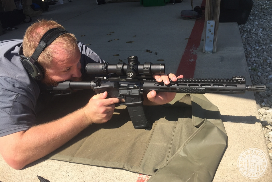 American Defense Manufacturing Universal Improved Carbine