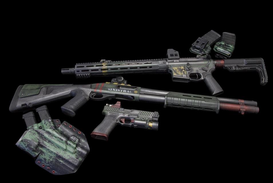 doom rifle