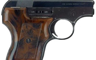 "Weapon Trivia Wednesday: S&W Model 61 Escort, ""You Talkin' Ta Me?"""