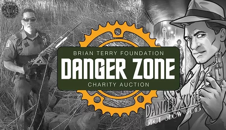 The Danger Zone Auction: Honor Brian Terry
