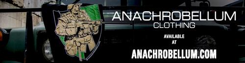 Anachrobellum Warrior Archetypes