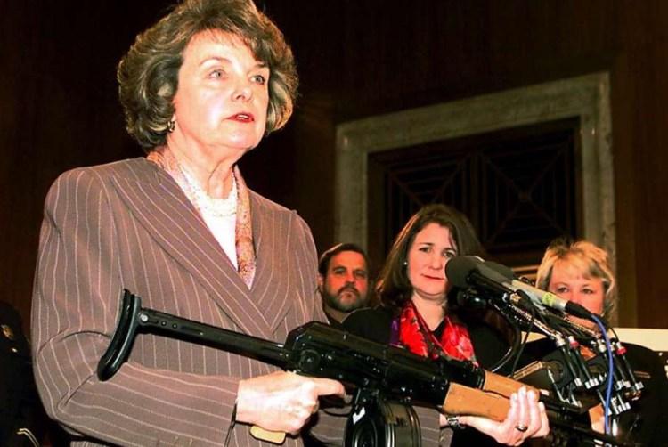 Dianne Feinstein Press Conference