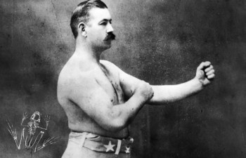 Bare Knuckle Boxer - a little like the guy behind Bruiser Industries