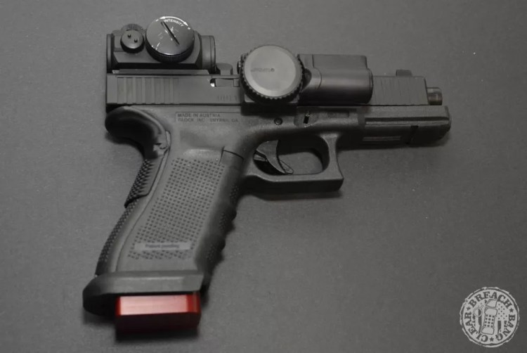 ZORE X Core Pistol Lock