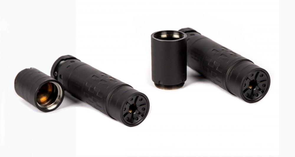 The Omega 36M: SilencerCo's modular rifle silencer