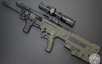 Tavor X95 Accessories | Bullpup Rifle Build