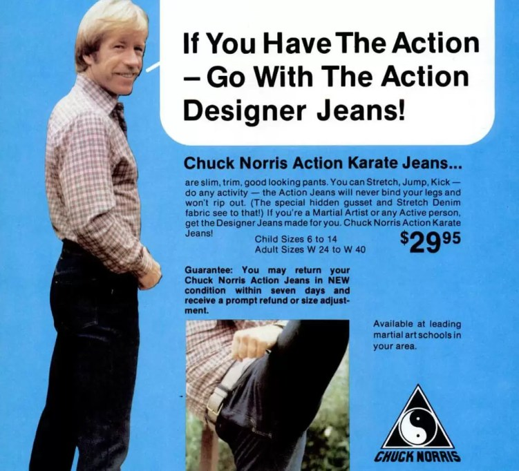 "Century ""Kickin' Jeans"", aka ""Action Jeans"""