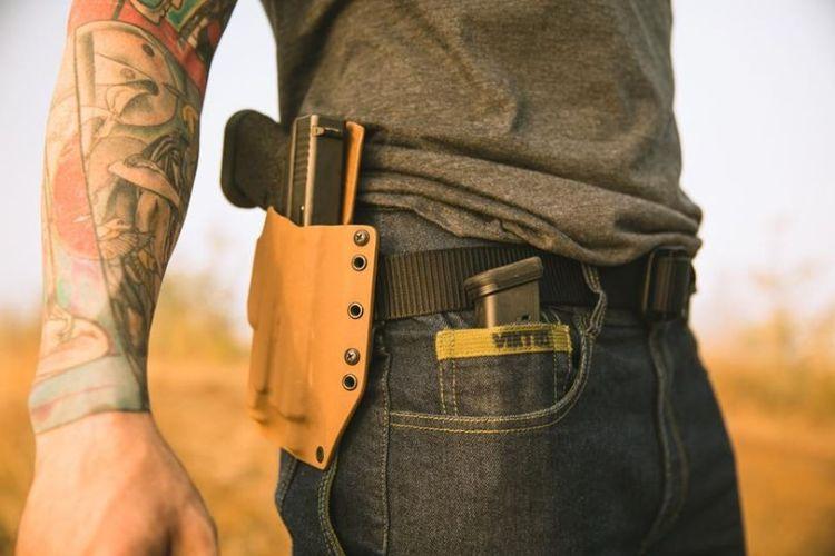 """Gunfighter pants"" from Viktos tactical gear"