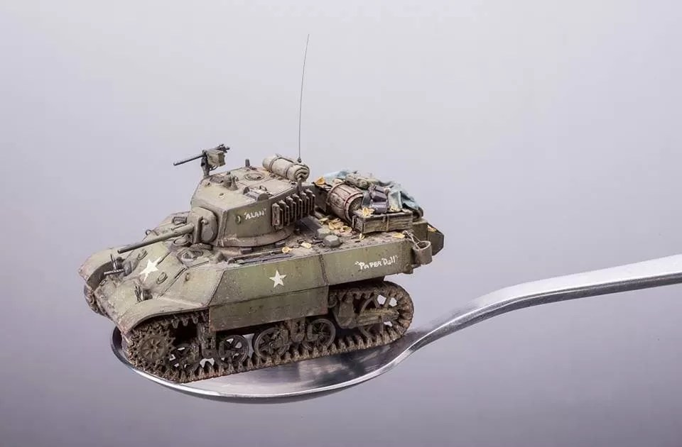 In this installment of tank week: 5 of the best scale model tank modelers around.
