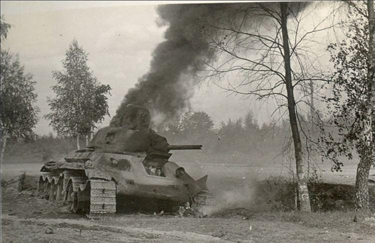 Military Slang Tanker Terms: 3 Smoking Communists