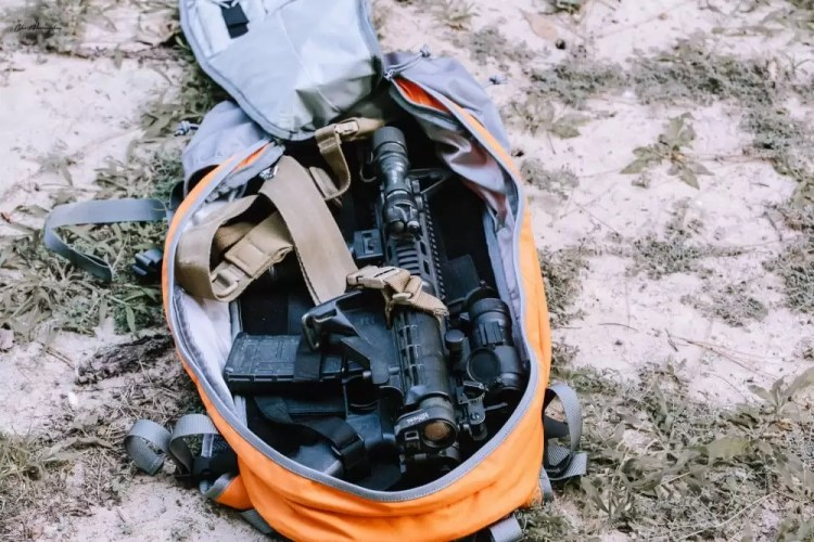 Apparition bag from Grey Ghost Gear