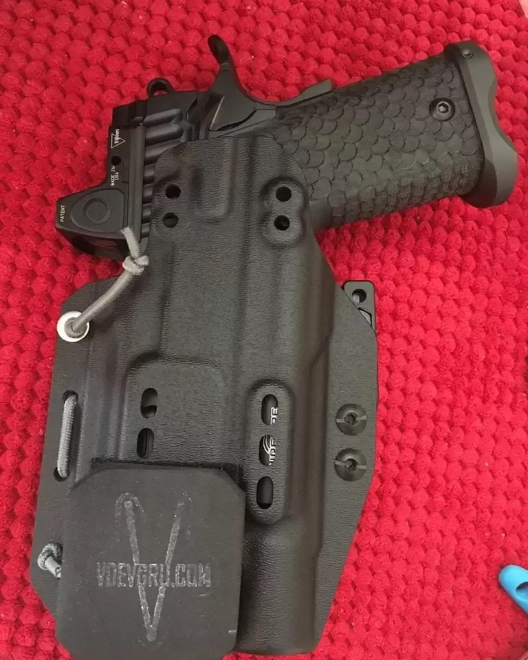 PHLster Floodlight AIWB - IWB concealment holster
