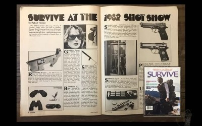 Looking back on 27 years of SHOT Show