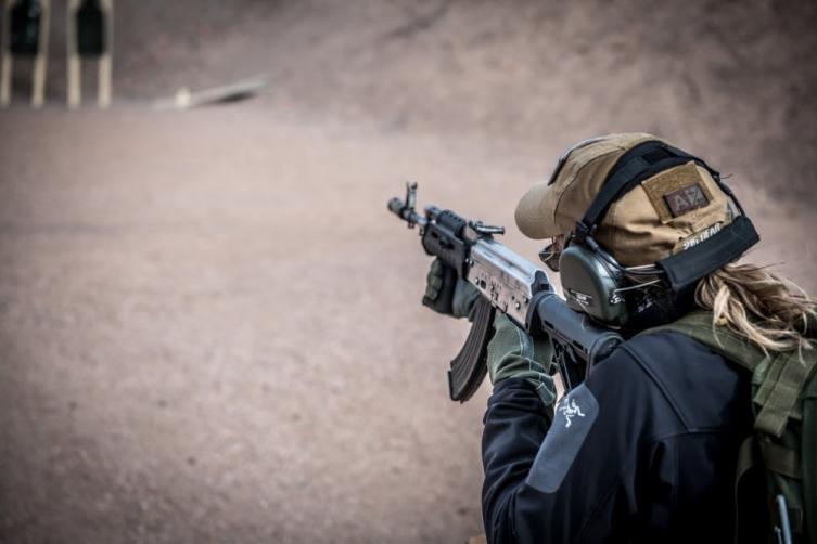 SHOT Show Range Day - an overview by Sara Liberte