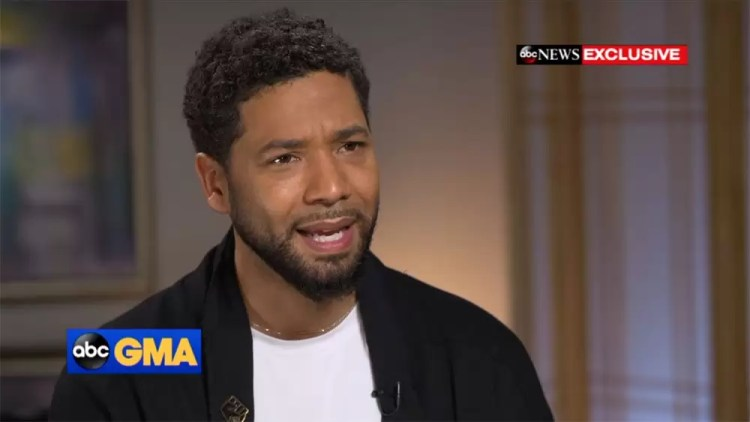 Jussie Smollet - he did America a huge favor with his example of victimhood, the victimhood culture, and *need* for people to believe and be outraged.