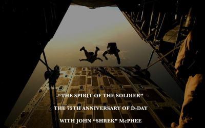 """John """"Shrek"""" McPhee: the 75th Jump"""
