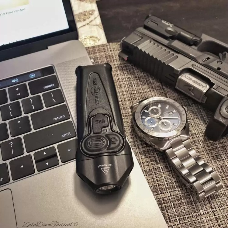 SureFire Stiletto Review - an opinion from Zulu Down Tactical