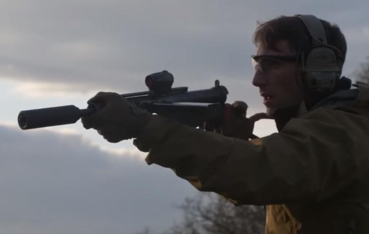 Garand-Thumb-Sten-Gun