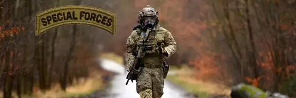Lessons from Special Forces Selection