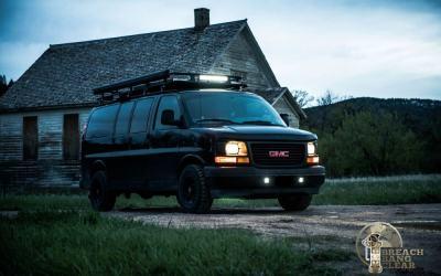 Project Light-em-up: Van Light Upgrade