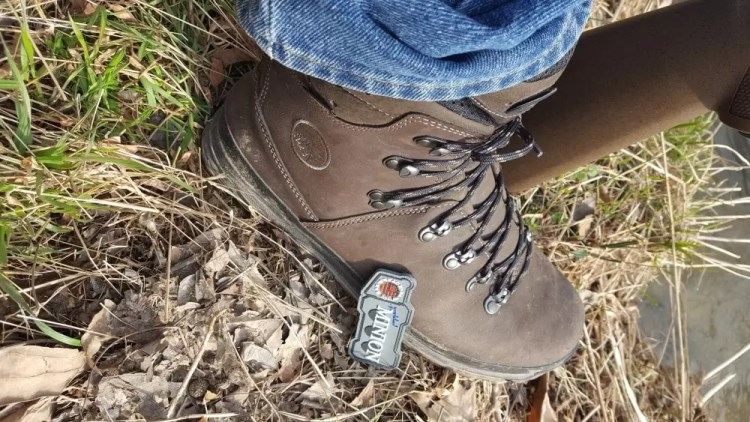 Bucky Lawson sporting Ranger III GTX boots. He is a Breach-Bang-Clear patched minion.