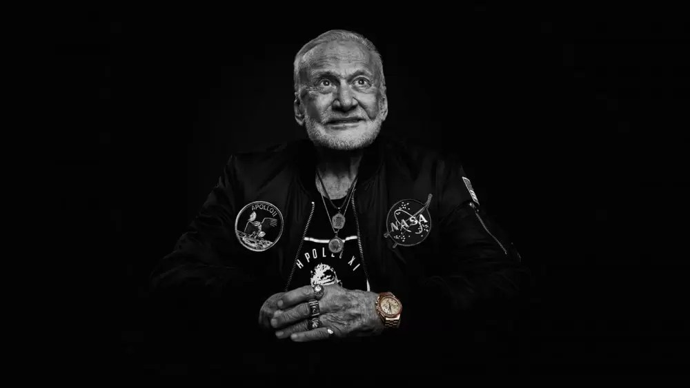 Buzz Aldrin and the Omega Speedmaster Moonwatch