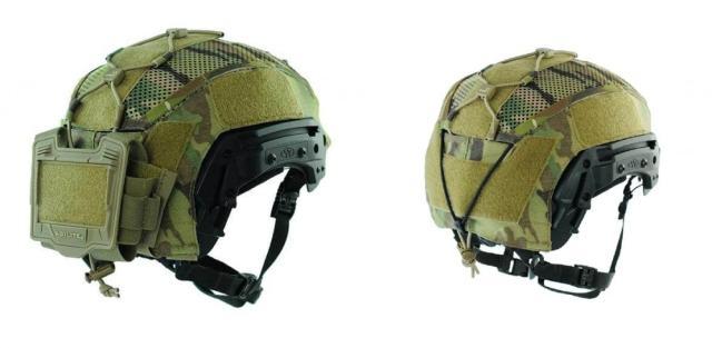 Team Wendy Exfil bump helmet cover