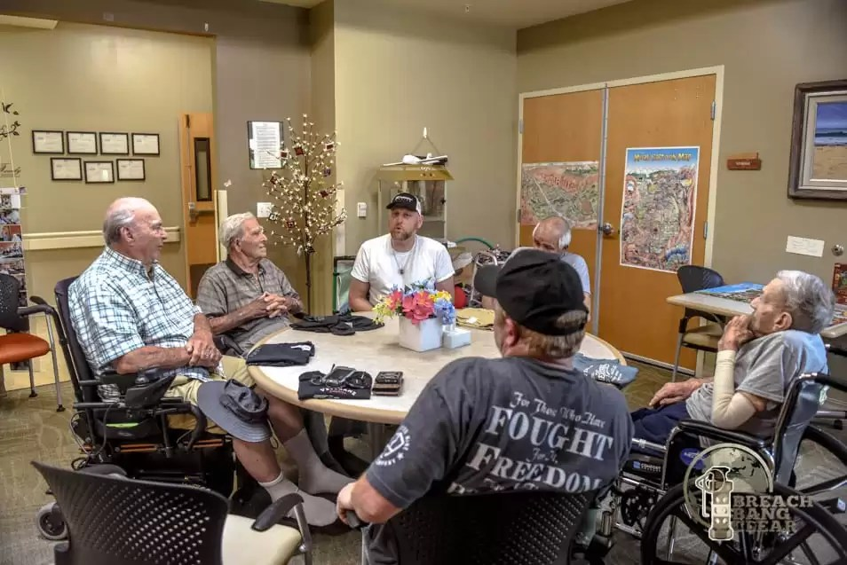 Veterans Charity Ride