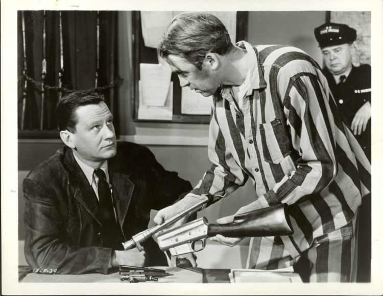 M1 Carbine History - Carbine Williams 1952 Movie