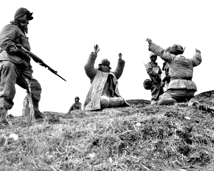 M1 Carbine History - Korean War
