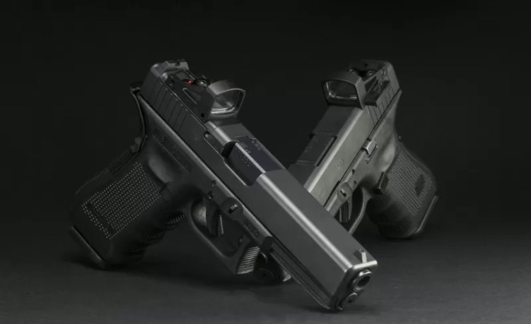 pistol red dot sight from Shield Sights