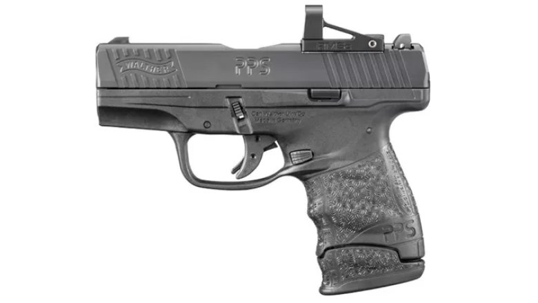 Walther PPS M2 with Shield RMS