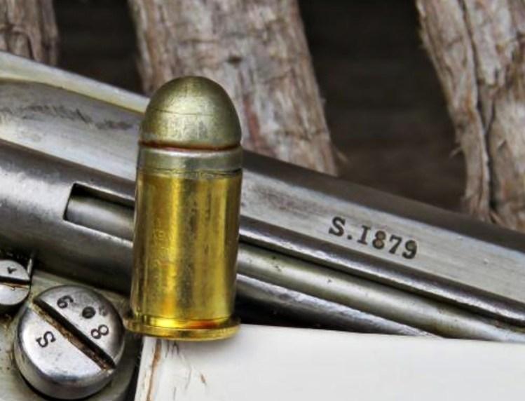 11mm French Ordinance - 45 caliber