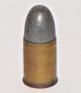 450 Adams - a historic 45 caliber.
