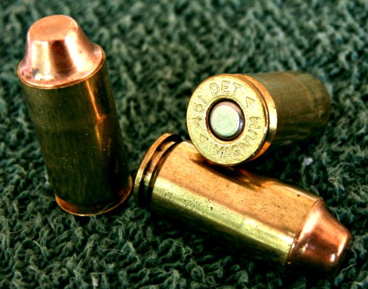 451 Detonics Magnum - 45 Caliber.