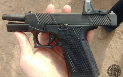 Adams Arms AA-19 | SHOT Show 2020