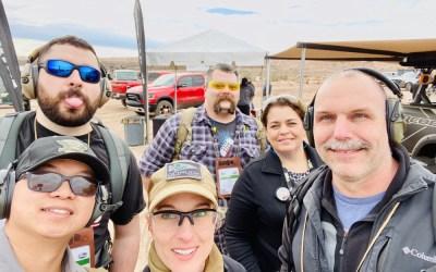 Minions at Range Day   2020 SHOT Show