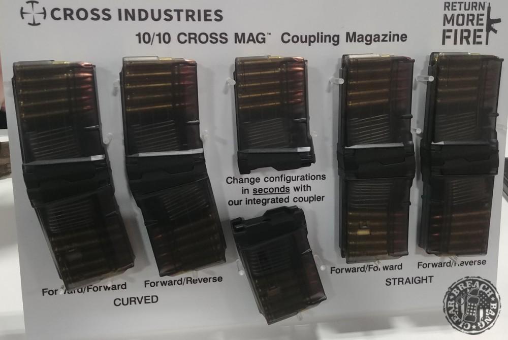 Cross Industries 10/10 Cross Mag