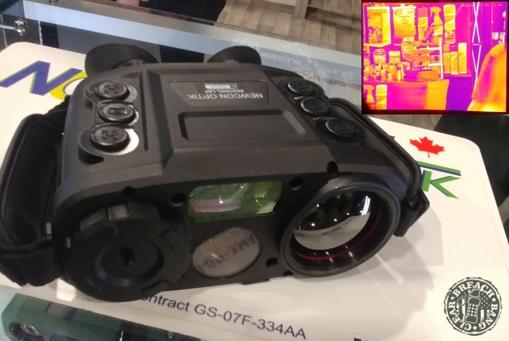 Newcon Optik Sentinel MLRF Thermal Rangefinder