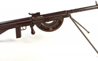 The Chauchat's Unique and Troublesome Magazine