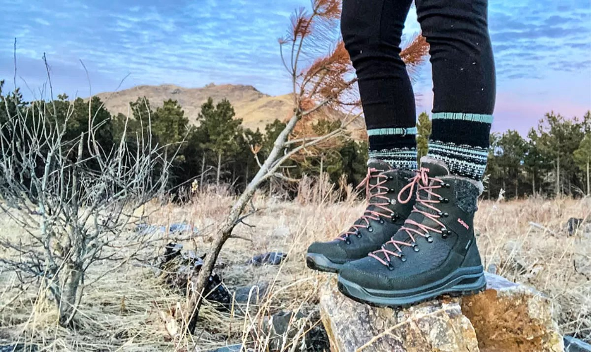 Winter Hiking Boots Review - Renegade Evo Ice GTX WS.