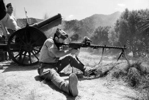 Italian volunteers Spanish Civil War