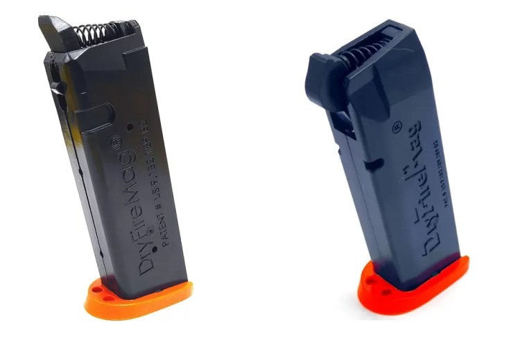 At-home firearms training tools: Racking the slide on a Glock or M&P is no longer a requirement when dry-firing with a DryFireMag.