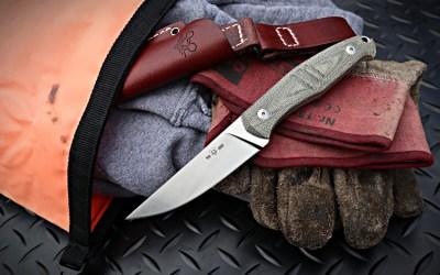GMF2-FF — Modern Take on an Old Nordic Work Blade