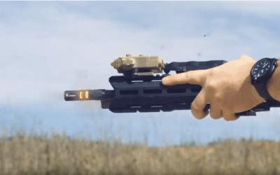 Strike Industries Releases Low Profile Compensator