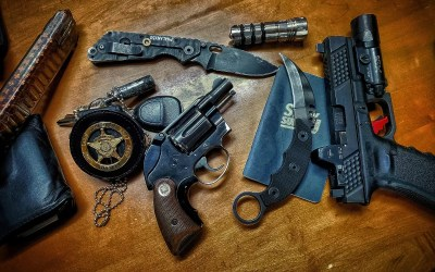 The Colt Agent — A Classic Working-Man's Snub Nosed Revolver