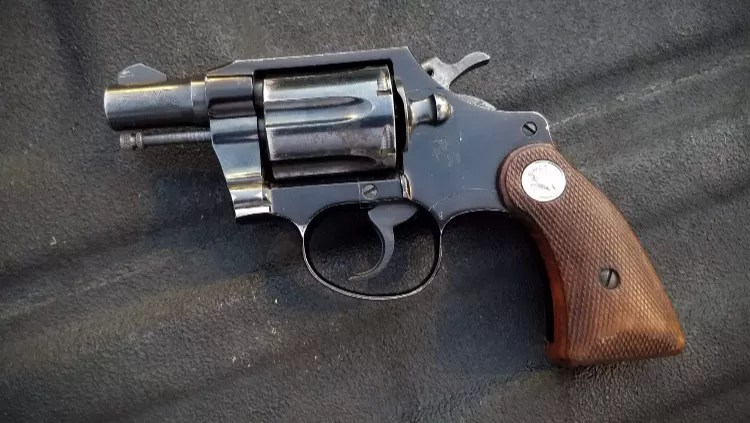 My Colt Agent the day I got it.