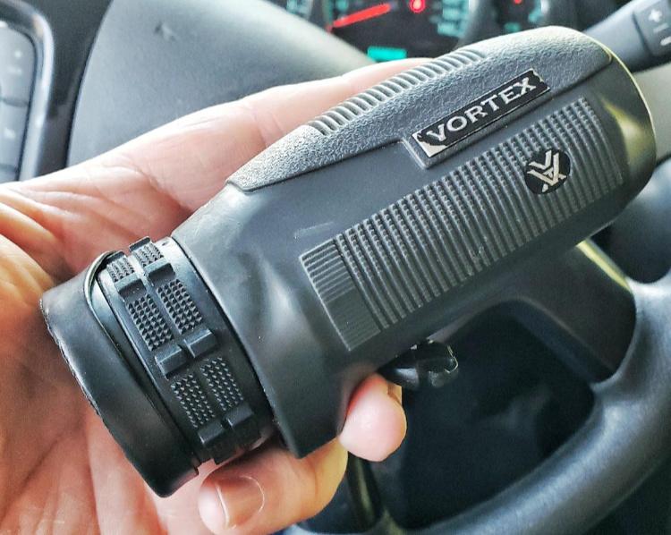 Vortex Solo compact optic.