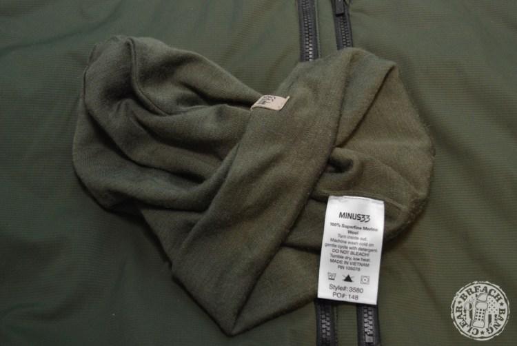 The Minus33 Ridge Cuff wool beanie isn't lying. It is super soft.